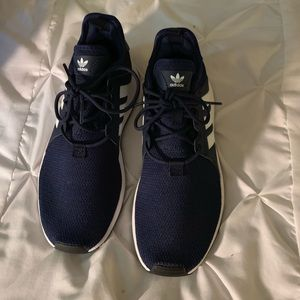Never worn men's adidas athletic shoes
